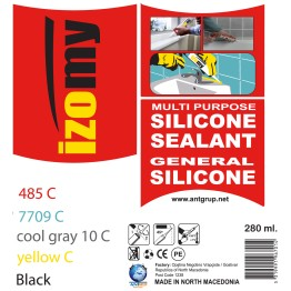 Izomy General Silicone